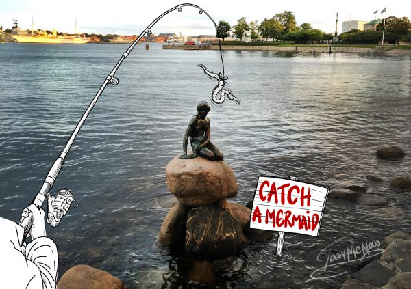 Catch a Mermaid